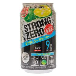14452 suntory  196%cb%9ac strong zero shequasar citrus chuhai spritzer