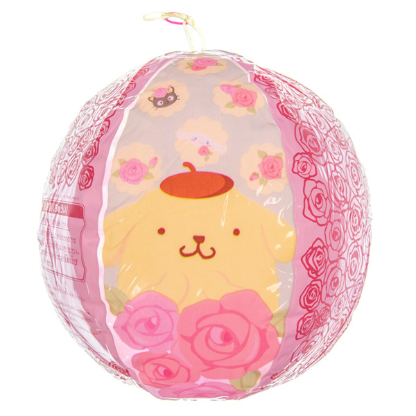 14403 sanrio hello kitty   friends inflatable beach ball pompompurin