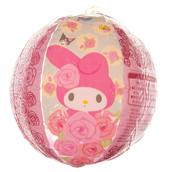 14403 sanrio hello kitty inflatable beach ball my melody