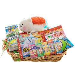 14490 japanese sweets fun mini christmas hamper