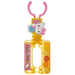 14538 sanrio hello kitty extendable play tong with gumballs