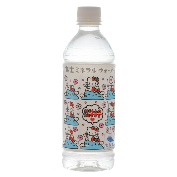 14534 sanrio hello kitty mineral water
