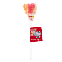14528 sanrio hello kitty character shaped lollies   assorted flavours
