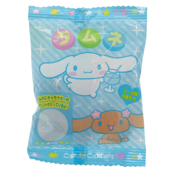 14555 sanrio cinnamoroll soda flavoured ramune tablet candy