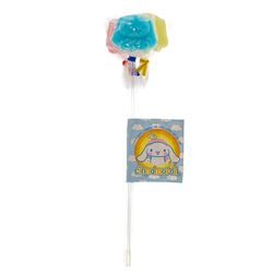 14553 sanrio cinnamoroll character shaped lollies   asst. flavours