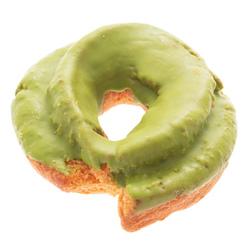 14572 japan centre matcha glazed old fashioned doughnut
