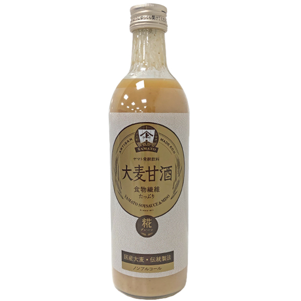 14578 yamato shoyu barley amazake drink