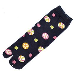 14566 unisex split toe socks   wagashi sweets