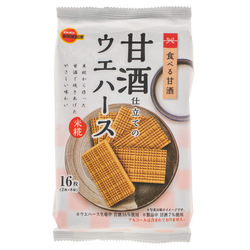 14610 bourbon amazake cream filled wafer biscuits