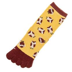 14596 japanese tabi split toe socks   owl
