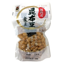 14623 shiga shoten konbumame simmered soybeans with kelp