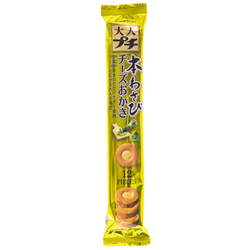 14670 bourbon otona puchi wasabi cheese flavoured mini rice crackers