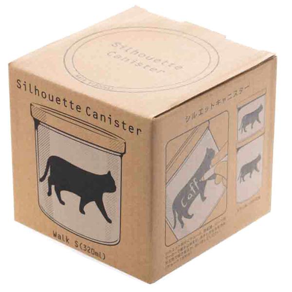14643 artha ceramic silhouette canister   walk  box