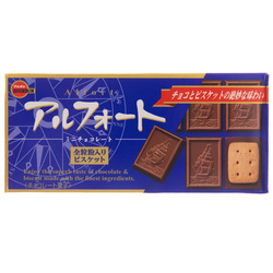 14712 bourbon alfort premium milk chocolate biscuits