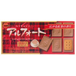 14713 bourbon alfort premium milk chocolate and black tea biscuits