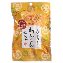 14659 sokan karashi mustard lotus root crisps