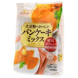 14627 marukome gluten free soybean flour pancake mix