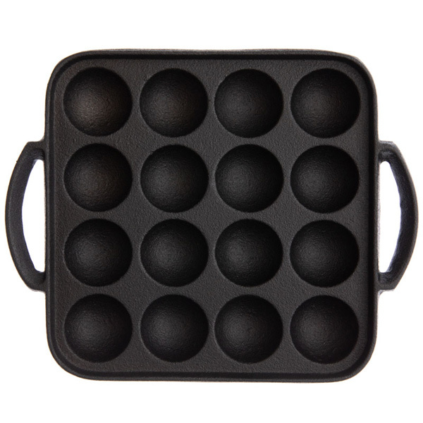 14682 japanese induction takoyaki octopus ball pan