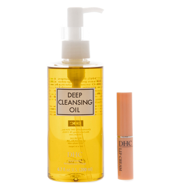 14681 dhc deep cleansing oil and free lip cream 2