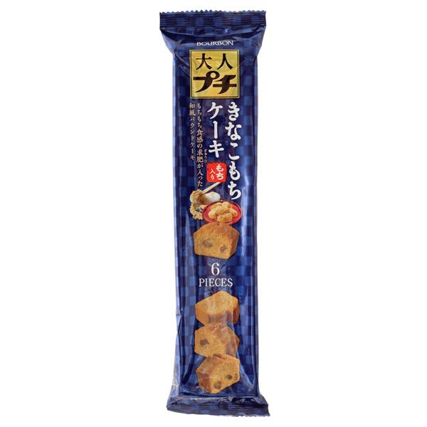 14655 bourbon otona puchi bite sized kinako soybean flour mochi cakes
