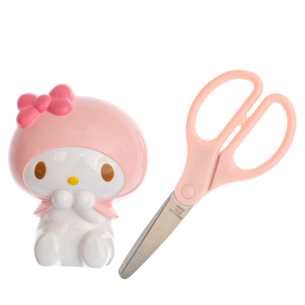 14703 sanrio my melody friend of hello kitty scissors