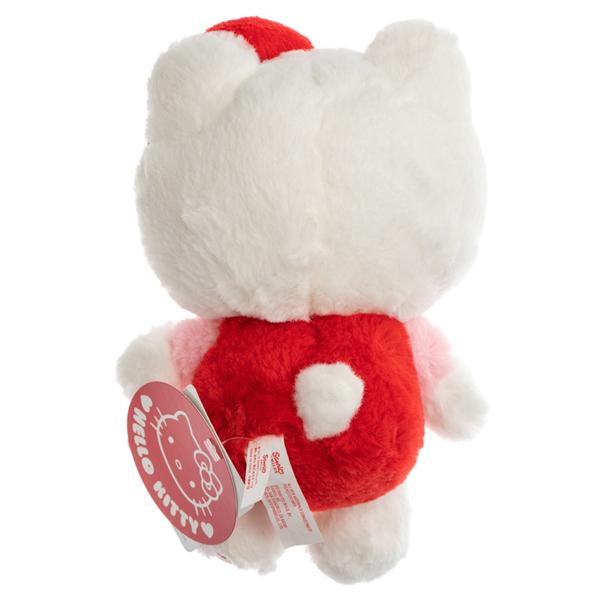 14705 sanrio hello kitty plush toy back