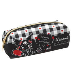 14710 sanrio little kuromi pencil case
