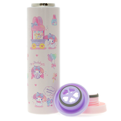 14726 my melody friend of hello kitty thermos flask