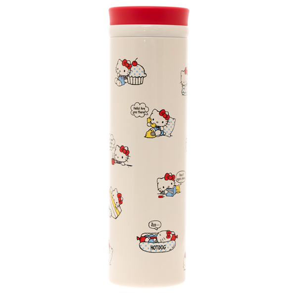 14725 sanrio hello kitty thermos flask
