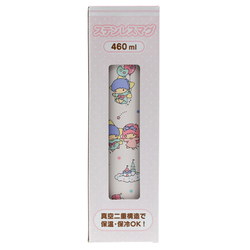 14727 sanrio little twin stars thermos flask box