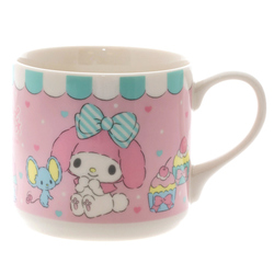 14732 sanrio my melody ceramic mug