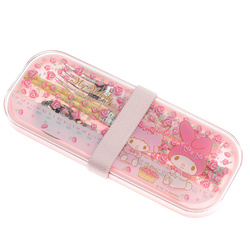 14759 sanrio my melody cutlery set