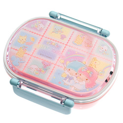 14757 sanrio little twin stars bento lunch box
