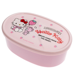14755 sanrio hello kitty 3 tier bento lunch box