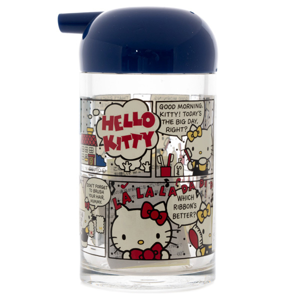 14729 sanrio hello kitty sauce dispenser