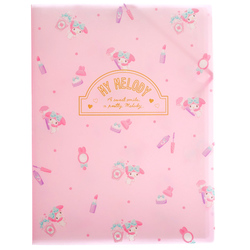 14737 sanrio my melody clear file folder