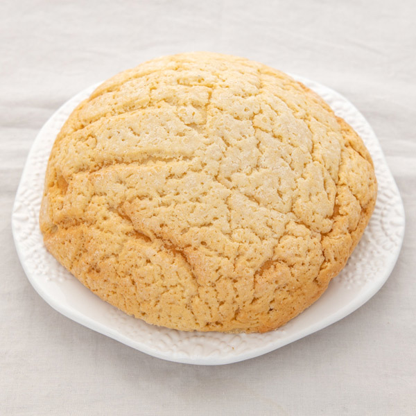 14289 japanese giant melon pan sweet bread