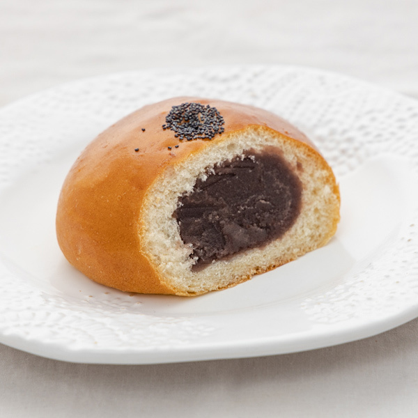 5802 japan centre smooth azuki pan bun