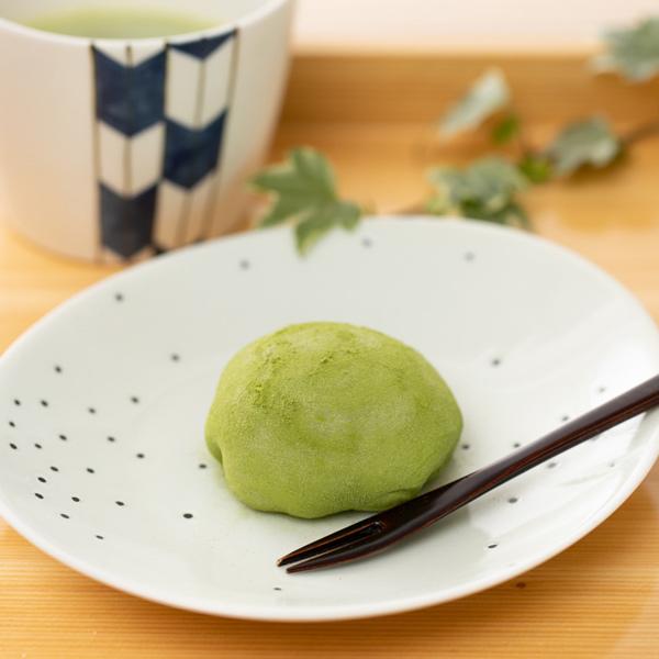 10981 matcha green tea mochi dessert
