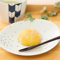 13312 mango truffle mochi rice cake dessert