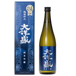 14797 taiyo sake brewery taiyozakari junmai ginjo sake