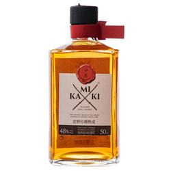 14808 kamiki japanese whisky bottle