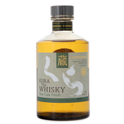 14813 helios japanese blended malt  rum whisky