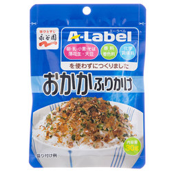 14743 nagatanien a label bonito fish flakes furikake rice seasoning