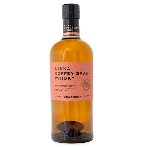14809 nikka coffee grain whisky bottle