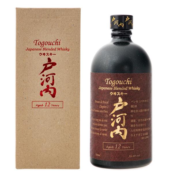 14812 togouchi 12 year old whisky