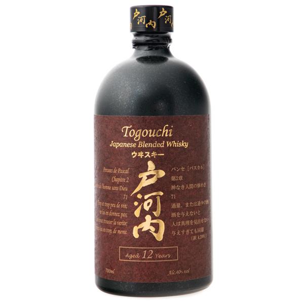 14812 togoichi premium whisky aged 12 years