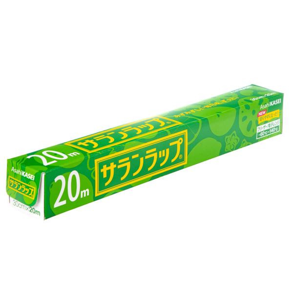 14836 asahi kasei saran wrap 30cm x 20m