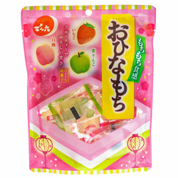 14862 denroku ohinamochi assorted jelly cakes