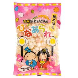14858 matsukawaya hina arare rice crackers